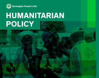 Humanitarian Policy 2019 20201 1