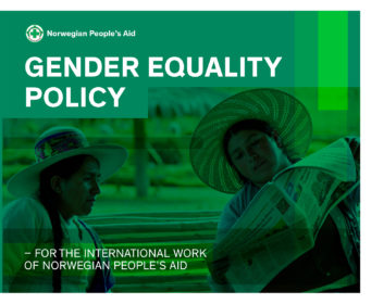 NPA GENDER POLICY 20181 1