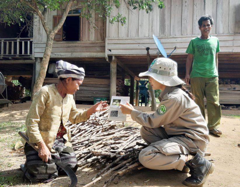 243 NPA Vietnam completes NTS in Quang Tri province 062020 Cua village