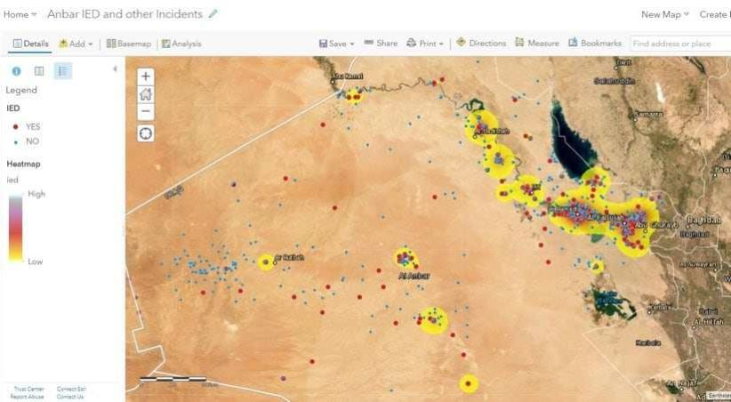 IED Iraq