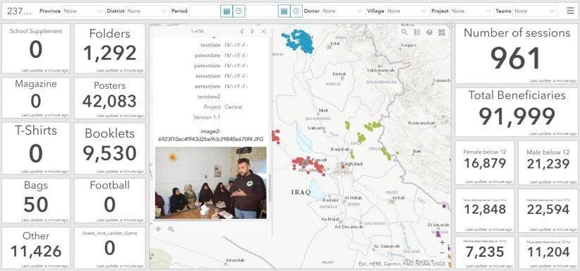 Iraq Education Outreach
