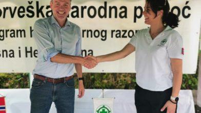 Signing ceremony BiH