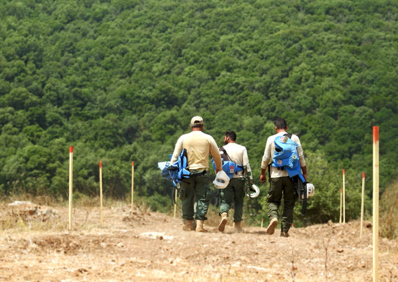 231 DFID Article 2 Stories 1 Field Pic 4 Deminers