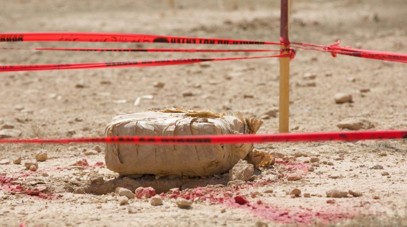 NPA cleares improvised minefields Albuhayat3