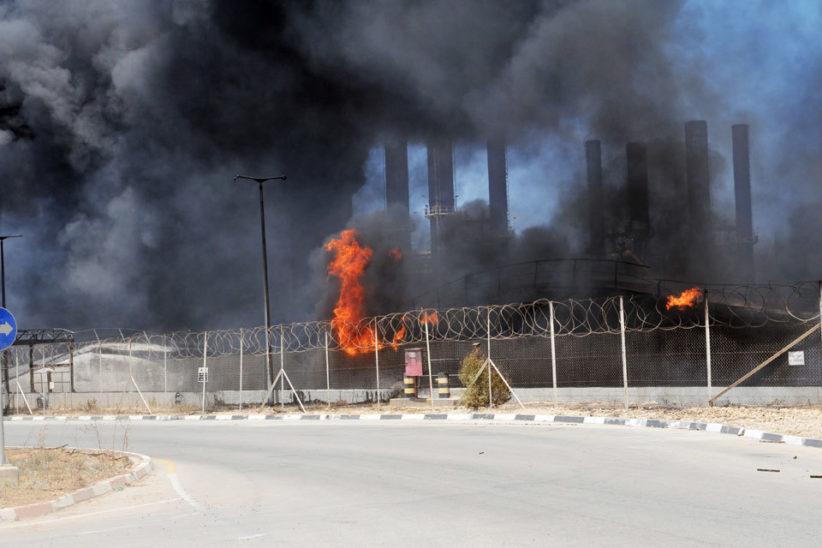 Gaza power plant 960