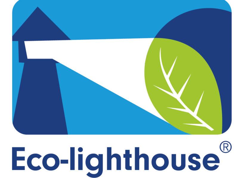 Eco lighthouse color RGB
