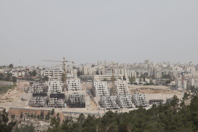 LITEN Jerusalem bosettninger Asmund Mjaland