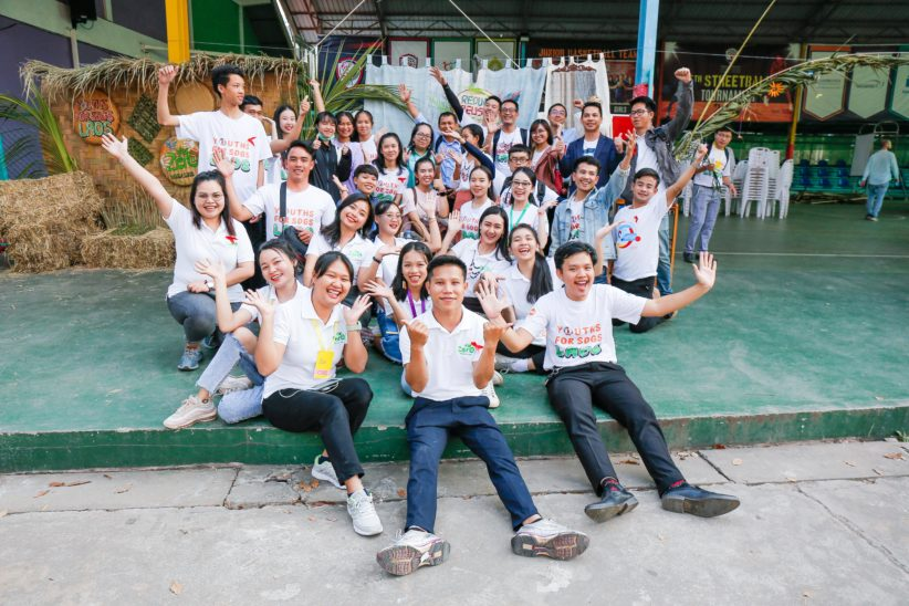Ungdomsroyrsla Zero Waste Laos eit friskt miljopust i sorlege Laos
