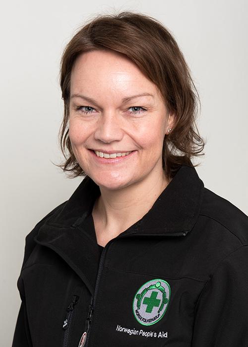 Camilla Lillevold-Øverås