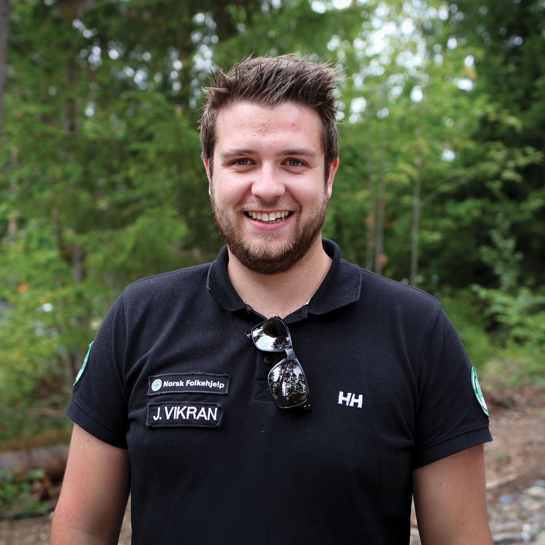 Jonas Vikran Hagen